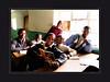 """Pose-café"" (KraKote est KoKasse.) Tags: africa portrait people southafrica south sourire groupe lesotho afrique 30x40 krakote nemarc maselection forcont wwwkrakotecom ©valeriebaeriswyl"