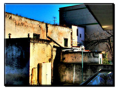 Movement of Lines (RayDS) Tags: old italy house abandoned colors lines photo movement europa europe italia campania sony case line movimento dsc hdr linea pompei linee h5 abbandono abbandonate rayds