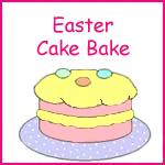 Easter Cake Bake