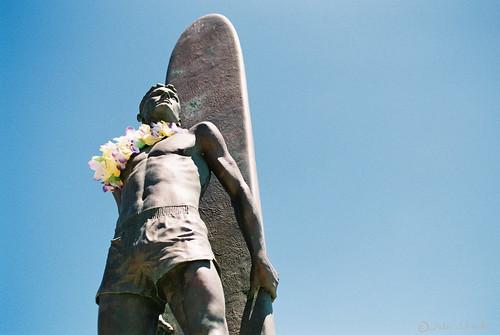 The Surfer Memorial