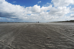 sunset beach (Alberto Dati) Tags: netherlands ameland nordsee friesland northsee frisia nikkor20mmf35 nikond700