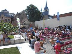 Gimycko Mechelen Hof van Busleyden Maanrock Klassiek Fanfare Harmonie Brassband Volk Sin