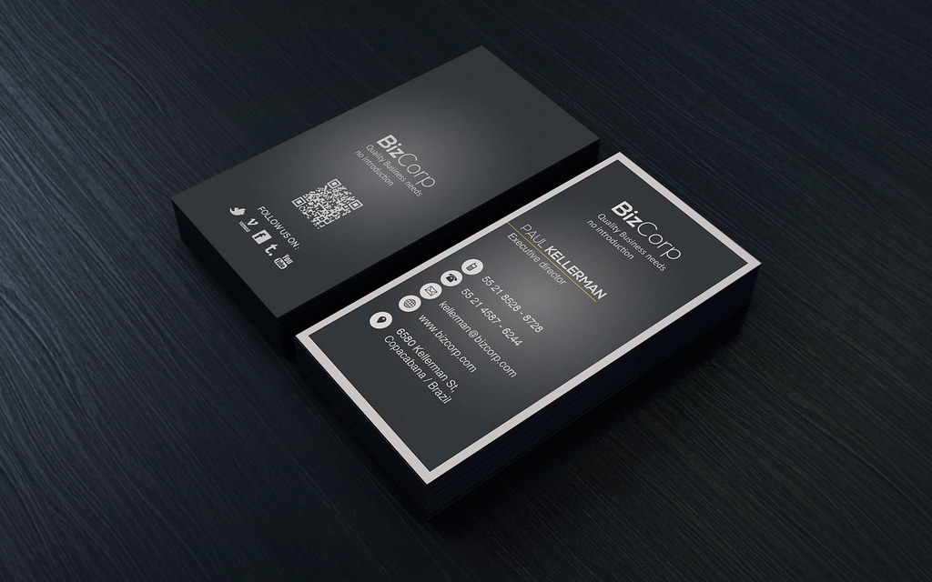 Comfortable Best Colors For Business Cards Pictures Inspiration ...