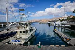 Puerto Calero - Lanzarote (Marc Heurtaut) Tags: lumix boat spain lanzarote canarias es espagne canaryislands puertocalero lx100