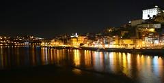 Portugal, Porto de Noche (Jonathan Nunez) Tags: trip travel vacation portugal night ro landscape puente noche landscapes amazing nikon europa europe paisaje porto turismo vacaciones oporto picoftheday d5100
