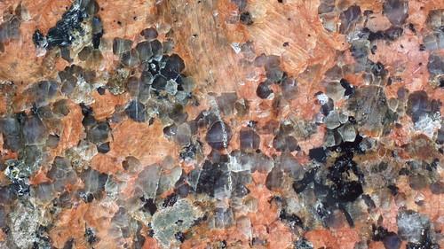 Kotka granite pillars