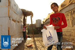 Lebanon Qurbani Distribution 2015