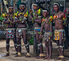 Sing-sing Dancers, Tuam Island, Papua New Guinea (bfryxell) Tags: dancer papuanewguinea singsing oceania tuamisland