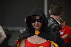[Lady] Robin (Smith-Bob) Tags: street ladies people woman anime eye film sidekick smile robin lady female pose comics see dc costume tv eyes women comic mask notice cosplay good bad manga evil hero superhero batman stare comicbooks cloak armageddon heroes smirk superheroes amc popculture gotham marvel busted villain comiccon villains darkknight girlwonder boywonder crossplay animaga genderbend supanova thedarkknight heroesvillains crosplay amce femalerobin ladyrobin ozcomiccon amcexpo australianmoviecomicexpo