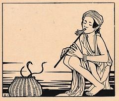 zonneschijn sept 1929 Rie Cramer ill de katjong  (7) (janwillemsen) Tags: 1929 magazineillustration zonneschijn riecramer