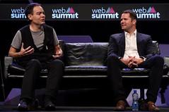 Web Summit 2015 - Dublin, Ireland (Web Summit) Tags: websummit2015 moneystage maxkeiser keiserreport michaeljaconi button technology dublin ireland startups innovation inspiring inspiration