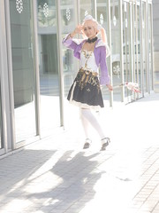 Paris Manga 20 - 2015-10-03- P1220265 (styeb) Tags: paris cosplay manga 03 versailles pm parc octobre parismanga pm20 pm2015
