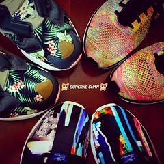 Summer fantasy 👽👽🌟💥 #nike #reebok #adidas... (superke) Tags: flower store sneakers nike pump sneaker kicks adidas limited fury multicolor racer zx reebok colorway sneakerhead photoprint flyknit kickstagram uploaded:by=flickstagram solecolletor superkekkkk instagram:photo=752199018324790163199912401