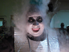 Uncle Fester at the 2015 Doo Dah Queen Tryouts (Robb Wilson) Tags: pasadena unclefester doodahparade americanlegionhall 2015doodahqueentyouts