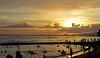 Gene Pool (jcc55883) Tags: ocean silhouette hawaii nikon waikiki oahu horizon pacificocean skyclouds nikond3200 d3200 kuhiobeachpark