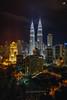 Petronas Twin Towers (Nur Ismail Photography) Tags: nightphotography shopping skyscrapers petronas commercial twintowers alpha petronastwintowers suriaklcc singleexposure petronastower3 nurismailphotography nurismailmohammed nurismail a7rii