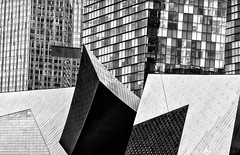 Architectural Building Abstract #3 (Matt Anderson Photography) Tags: city travel sky usa white house abstract black reflection geometric window horizontal architecture facade skyscraper buildings outdoors photography mono design weird day pattern apartment angle lasvegas geometry steel balcony nevada shapes nopeople monotone illuminated growth ledge fullframe multicolored development slanted girder obtuse glassbrick acute residentialbuildings bwimage traveldestinations mattanderson architecturalelement digitalcomposite buildingexterior populationexplosion builtstructure otherkeywords clarkcountynevada glassmaterial wallbuildingfeature