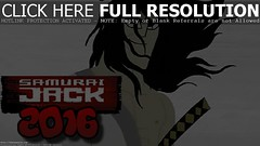 Samurai Jack returns to Cartoon Network (thenewsin1) Tags: starwars cartoonnetwork clonewars samuraijack hoteltransylvania