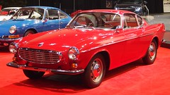 1967 Volvo P1800S 1 (Jack Snell - Thanks for over 26 Million Views) Tags: sf auto show ca 58th wallpaper art cars wall vintage paper volvo san francisco display center international 1967 collectible moscone p1800s excotic jacksnell707 jacksnell accadomy
