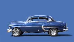 Cuban 1953 Chevrolet Bel Air