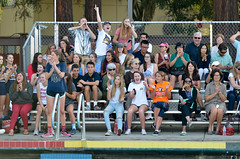 PM20151007-007.jpg (Menlo Photo Bank) Tags: ca girls people usa men fall sports boys students pool parents us women audience event meet waterpolo atherton upperschool 2015 largegroup menloschool photobypamtsomckenney