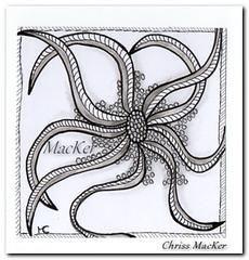 Zendoodles1 (hermimini) Tags: art artist drawing dessin doodles journaling zentangles