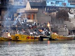 Manikarnika Ghat - Cremations (25) (pensivelaw1) Tags: india varanasi cremations manikarnikaghat
