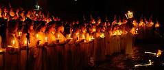 Så mörk är natten... (annesjoberg) Tags: lights lucia kaskad candellights fotosondag fs151213