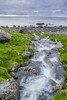 Stream from Utdalsvatnet, Lofoten, Nordland (kurt.kristiansen) Tags: summer stream seascapes sommer hike lofoten ferietur singhrayvarind gradertgråfilter hikebetweenunstadandeggum