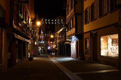 Grand'Rue à Ribeauvillé