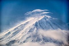 Fuji scenery with snow and the cloud (shinichiro*) Tags: 20160208sdim0627editedithdr 2016 crazyshin sigmasd1merrill sd1m sigma18300mmf3563dcmacrooshsm february winter fuji lakekawaguchi 富士 河口湖 富士河口湖町 yamanashi japan jp hdr nikhdr 冠雪富士 snowcappedfuji 31420895860 candidate