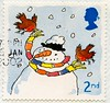 great stamp Great Britain 2nd (snowman, Schneemann, pupazzo di neve, bonhomme de neige, snögubbe, snømann, snemand, hóember, muñeco de nieve 雪人, снегови́к , lumiukko, boneco de neve, bałwan, om de zapada) timbre UK United Kingdom stamps England selo sello (stampolina, thx for sending stamps! :)) Tags: snowman schneemann pupazzodineve bonhommedeneige snögubbe snømann snemand hóember muñecodenieve 雪人 снегови́к lumiukko bonecodeneve bałwan omdezapada gb greatbritain unitedkingdom uk commonwealth grosbritannien british briefmarken スタンプ postzegel zegel zegels марки टिकटों แสตมป์ znaczki 우표 frimærker frimärken frimerker 邮票 طوابع bollo francobollo francobolli bolli postes timbres sello sellos selo selos razítka γραμματόσημα bélyegek winter snow birds colour colourful color square quadratisch