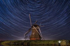 New year, new opportunities! Took this picture a few days ago. 130 pictures combined to create this startrail. You like it? (melvinjonker) Tags: netherlands nyc wonderful awesome earthshots natureperfection naturelovers nature sonya7ii skyperfection skylovers sky star landscapelovers landscapephotography landscape sony nightshot nightphotography krimstermolen groningen holland longexposure startrails stars mills mill