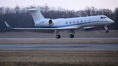 N3050 (Breitling Jet Team) Tags: n3050 trans exec air service inc euroairport bsl mlh basel flughafen