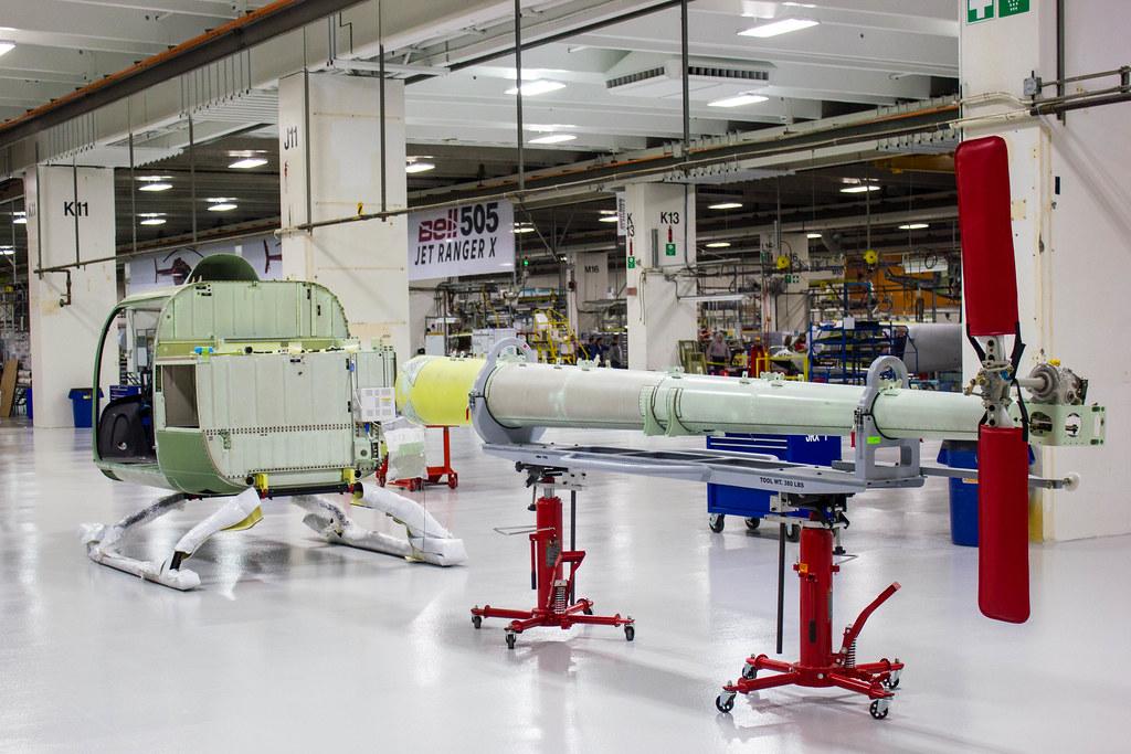 Bell 505 - Jet Ranger X