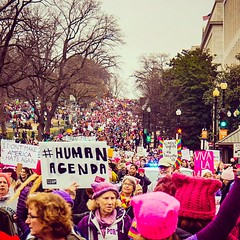 Just another day in the capital of a world learning to ❤️better. Washington, DC USA  #womensmarch #womensmarchonwashington #activetransportation