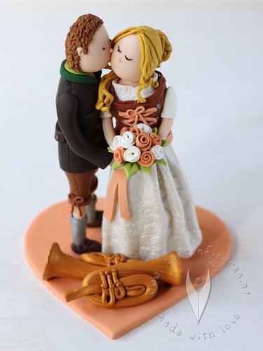 Tortenfiguren At Hochzeitstortenfiguren S Most Interesting