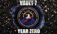 Vault 7, Year Zero Black Hole (Betshy X0) Tags: vault7 wikileaks cia nsa news cybersecurity internet assange revolution politics science