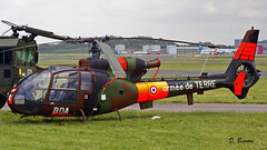 Aérospatiale SA341F Gazelle n° 1311 ~ BDA  ALAT (Aero.passion DBC-1) Tags: meeting liege 2007 dbc1 david biscove aeropassion airshow aviation avion plane aircraft helicoptere helicopter helico aérospatiale gazelle ~ bda alat