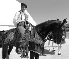 Caballos y Jinetes-Alameda(Málaga) (lameato feliz) Tags: caballo jinete bandolero alameda málaga andalucía