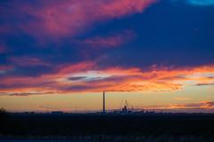 Port Pirie Sunset (MrNonesuch) Tags: southaustralia pirie