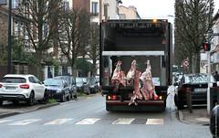 Car... Casse / Food truck (Fontenay-sous-Bois Officiel FRANCE) Tags: fontenay fontenaysousbois regionparisienne valdemarne iledefrance 94 94120 paris france viande boucher meat camion fsb rue street canon canong1x foodtruck