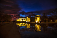Templo de Debod (por agustinruizmorilla) Tags: templo temple debod madrid spain españa antiguo antique 2200 años monument monumento agustinruizmorilla