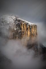 The Captain (EricGail_AdventureInFineArtPhotography) Tags: yosemitevalley elcapitan canon70d ericgail landscape fog misty
