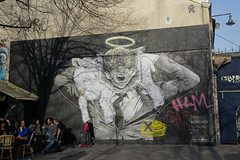 Fresco @ Street art @ Paris 11 (*_*) Tags: paris france europe city winter march 2017 paris11 75011