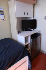Résidences Cégep Beauce-Appalaches - tv + frigo