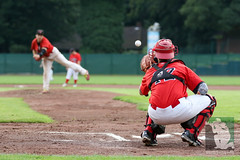 "BBL15 PD G1 Dortmund Wanderers vs. Cologne Cardinals 18.08.2015 005.jpg • <a style=""font-size:0.8em;"" href=""http://www.flickr.com/photos/64442770@N03/20086075494/"" target=""_blank"">View on Flickr</a>"