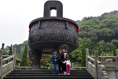 Mother, sister-in-law and nieces (Canadian Pacific) Tags: china family mountain mom sisterinlaw chinese mother niece guangdong  ding canton        dinghu adsc2790