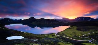 Alftavatn, Iceland