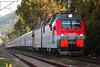 2ES4K-113 (zauralec) Tags: 113 поезд локомотив станция электровоз лазаревское 2es4k 2es4k113 2эс4к
